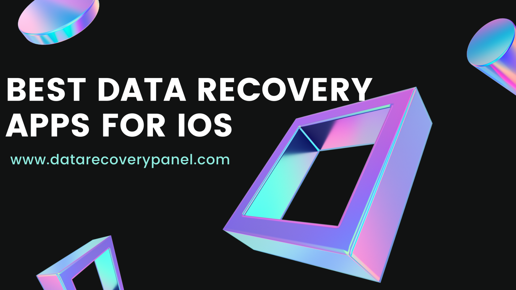 Data Recovery Apps For Ios