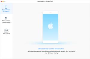 iBeesoft iPhone Data Recovery